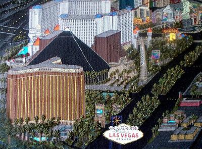 Las Vegas detail